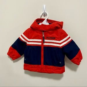 🛍 3/$45 NWT Baby Tommy Hilfiger Jacket